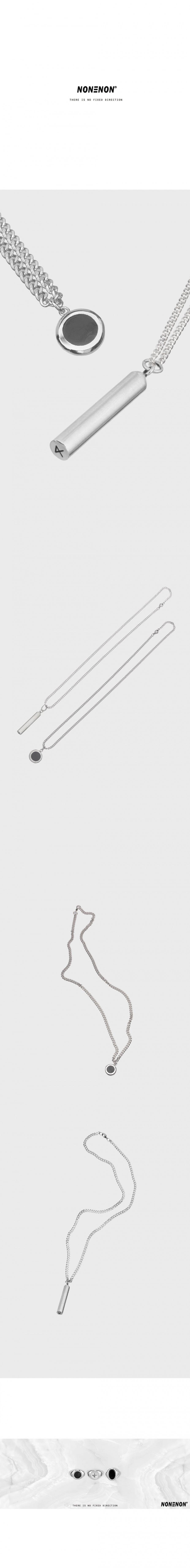 논논(NONENON) MAGIC CIRCLE NEC + BELL NEC