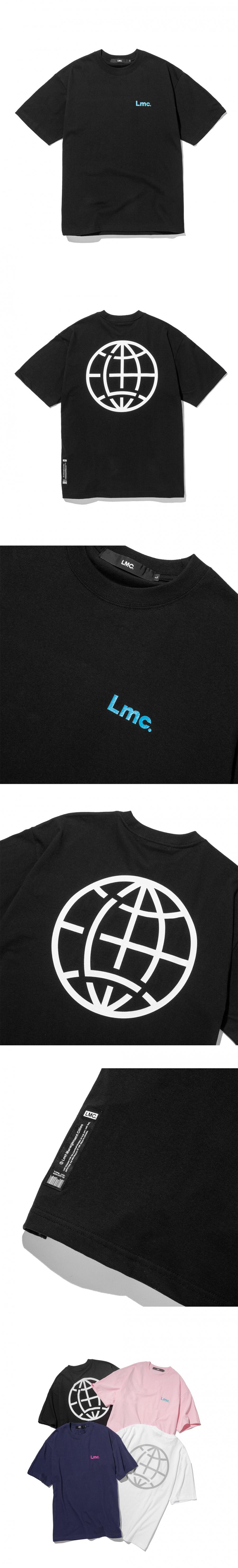 엘엠씨(LMC) LMC LOWER CASE TEE black
