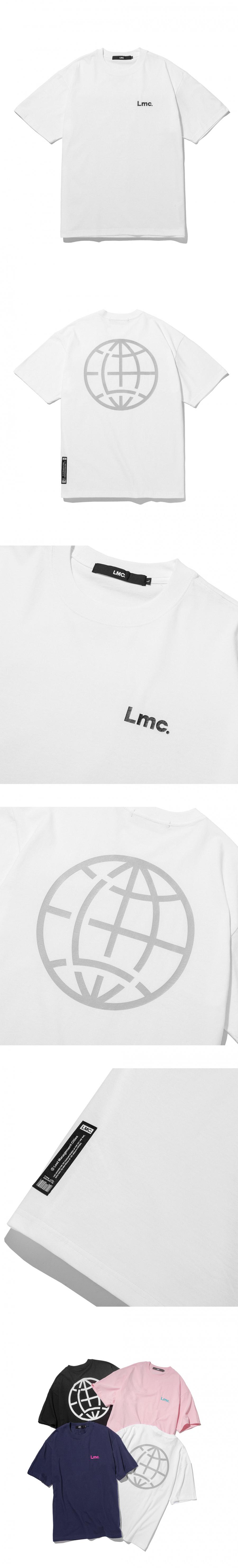 엘엠씨(LMC) LMC LOWER CASE TEE white