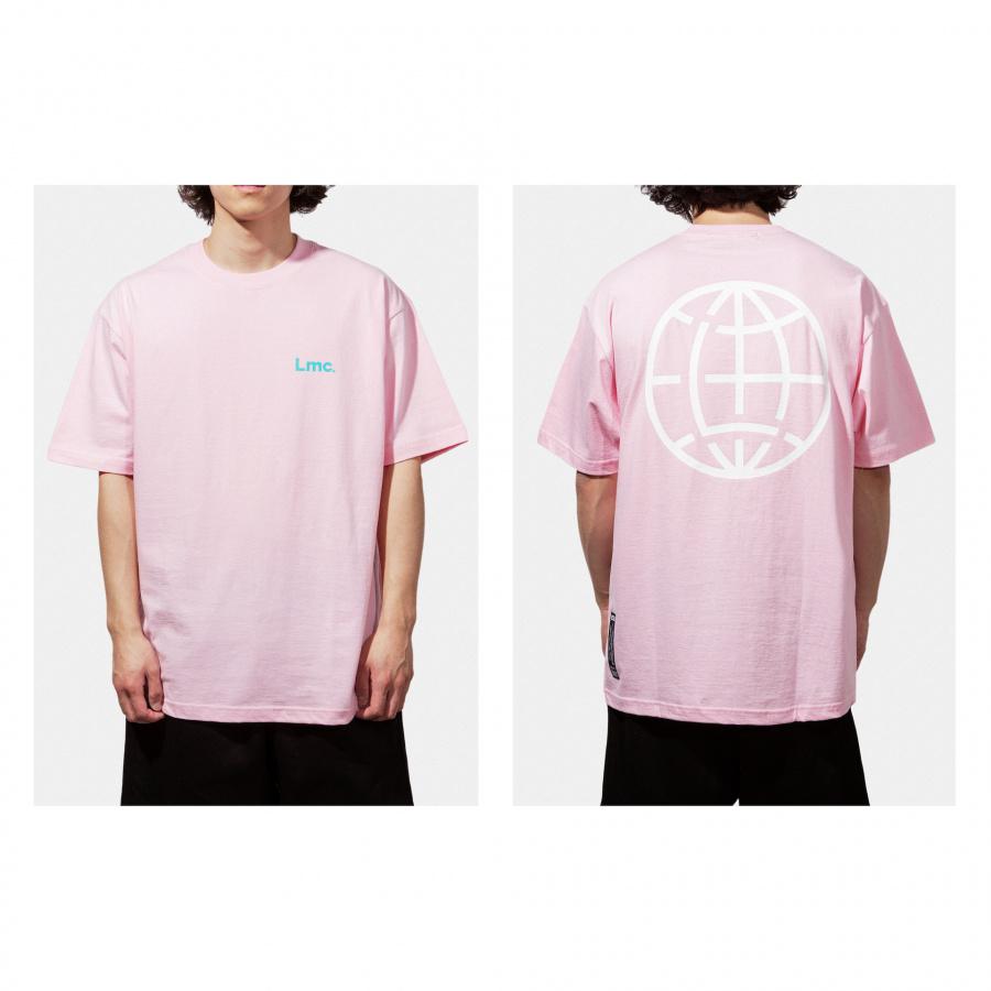 엘엠씨(LMC) LMC LOWER CASE TEE pink