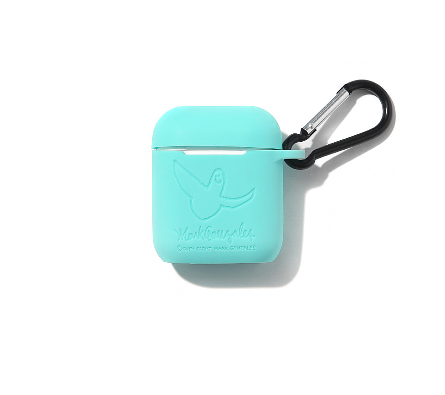 마크 곤잘레스(MARK GONZALES) M/G ANGEL AIRPODS CASE MINT