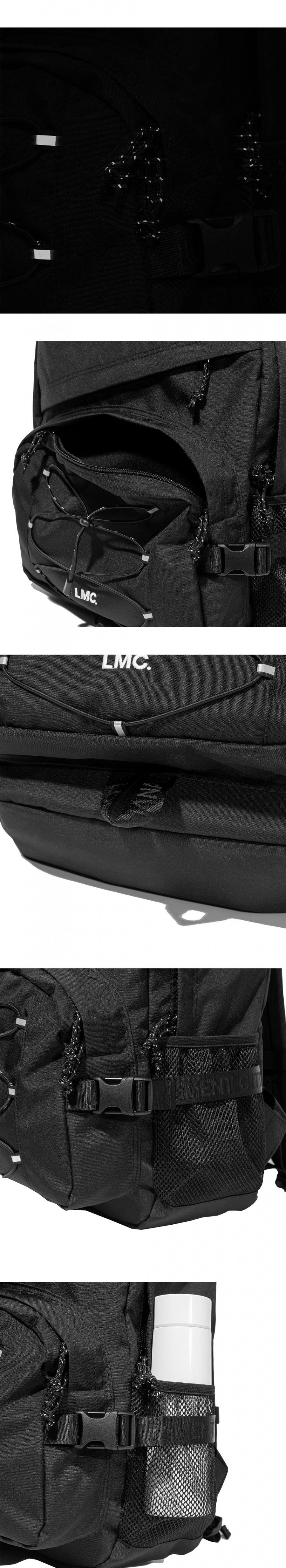 엘엠씨(LMC) LMC TECHNICAL BACKPACK black