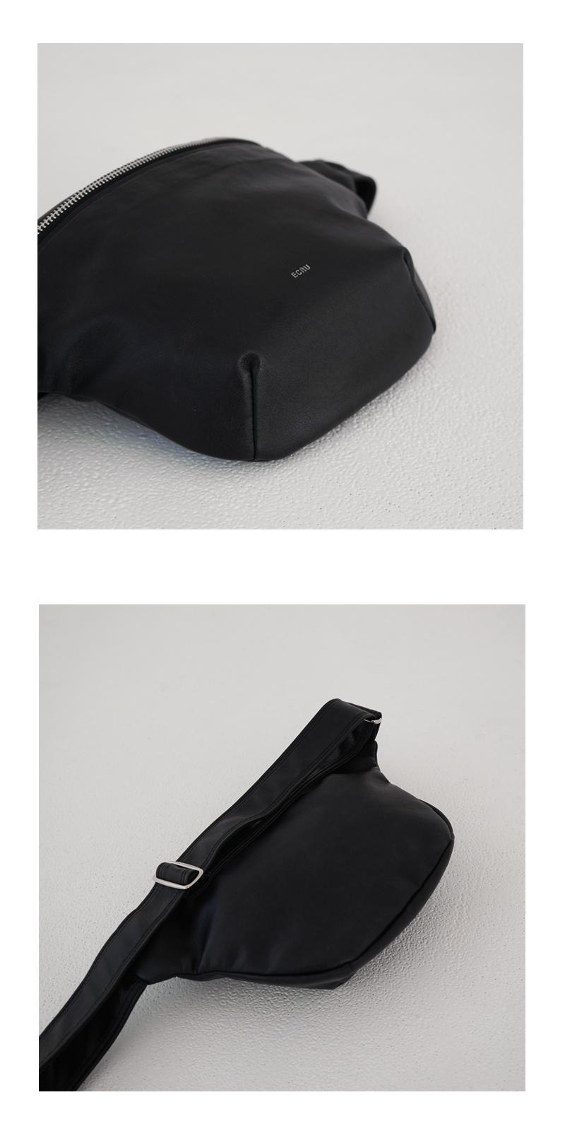 에크루(ECRU) 호디백 - 블랙