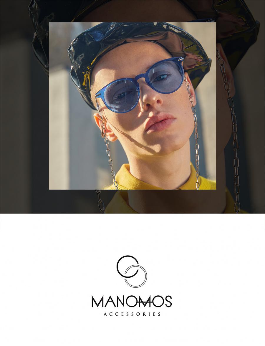 마노모스(MANOMOS) CITY [안경줄]