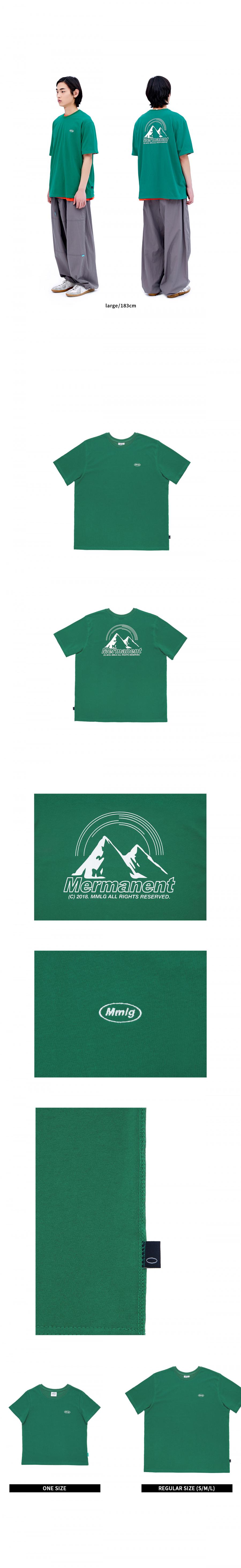 팔칠엠엠(87MM) [Mmlg] MOUNTAIN HF-T (GREEN)
