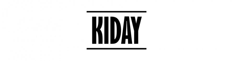 키데이(KIDAY) 3way 스트랩 샌들 실버그레이
