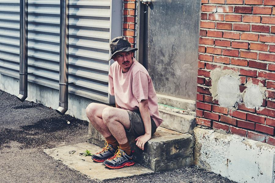 에스피오나지(ESPIONAGE) Casual Boonie Hat Brown