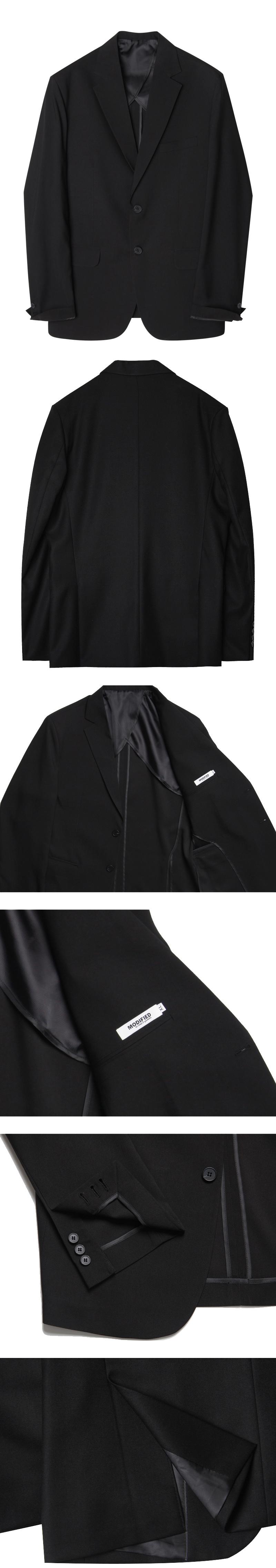 모디파이드(MODIFIED) [여름용] M#1734 summer minimal blazer