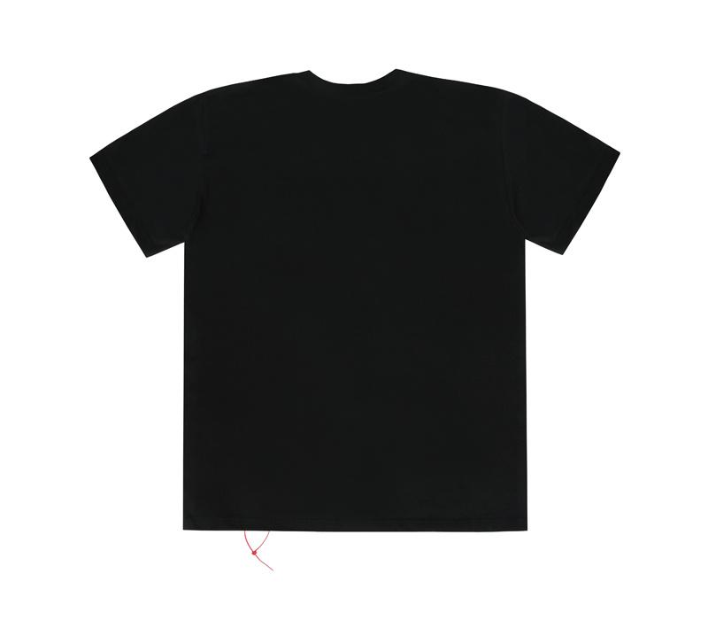 그레이버(GRAVER) [기획특가]스몰 옐로우도그 반팔 티셔츠_블랙