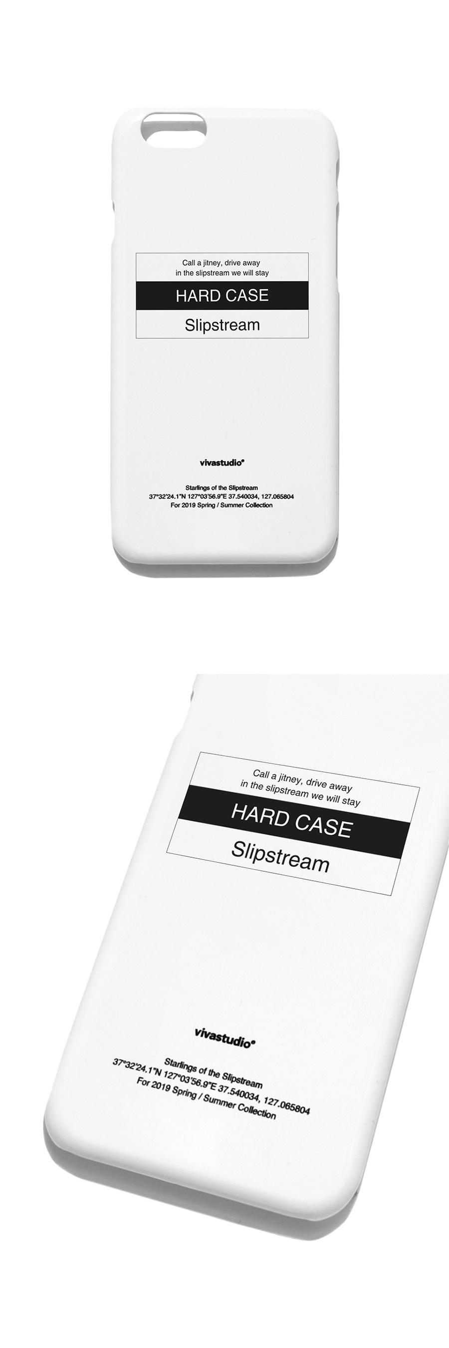 비바스튜디오(VIVASTUDIO) BOX PHONE CASE IS [WHITE]