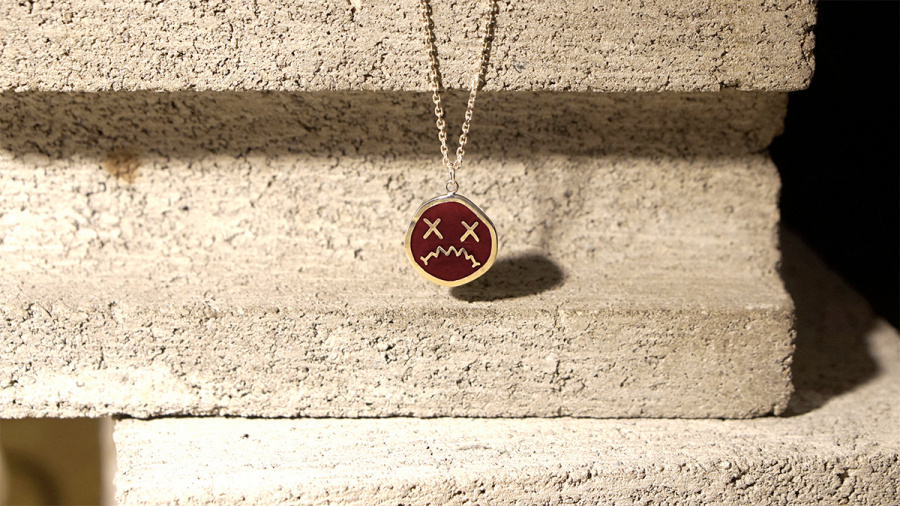 블래임(BLAIM) 표정(Expression) Necklace [P-E01]