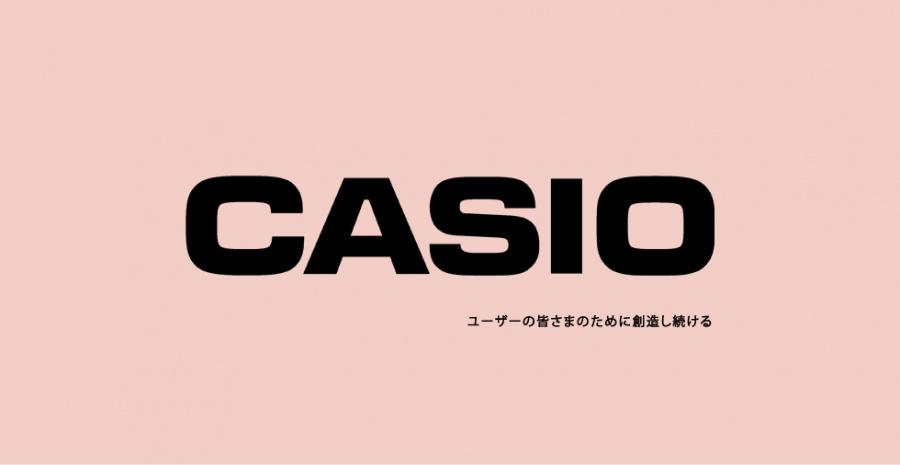 카시오(CASIO) [본사정품] 여성시계 빈티지 디지털 유스 실버