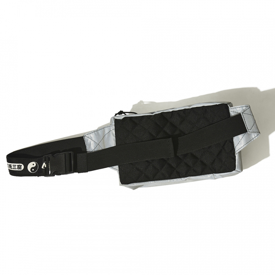 비에스래빗(BSRABBIT) BSRABBIT IDEAL WAIST BAG REFLECTIVE