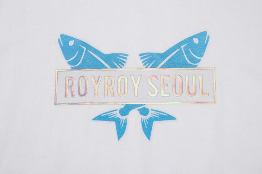 로이로이서울(ROYROYSEOUL) 투피쉬_ 화이트