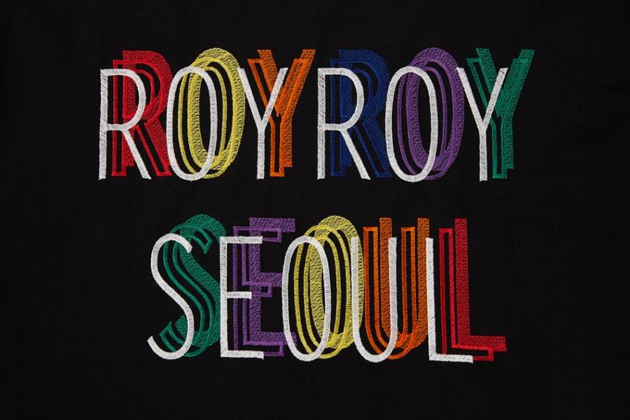 로이로이서울(ROYROYSEOUL) 레인보우_ 블랙