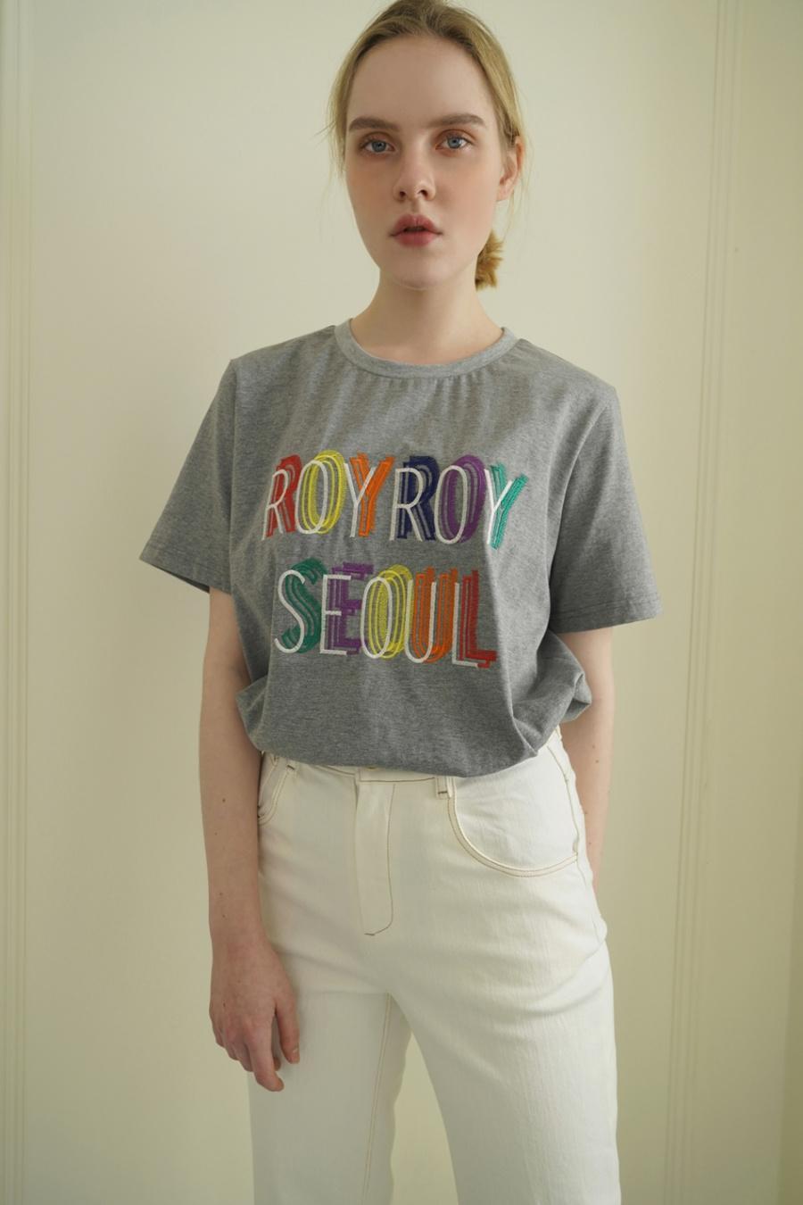 로이로이서울(ROYROYSEOUL) 레인보우_ 그레이