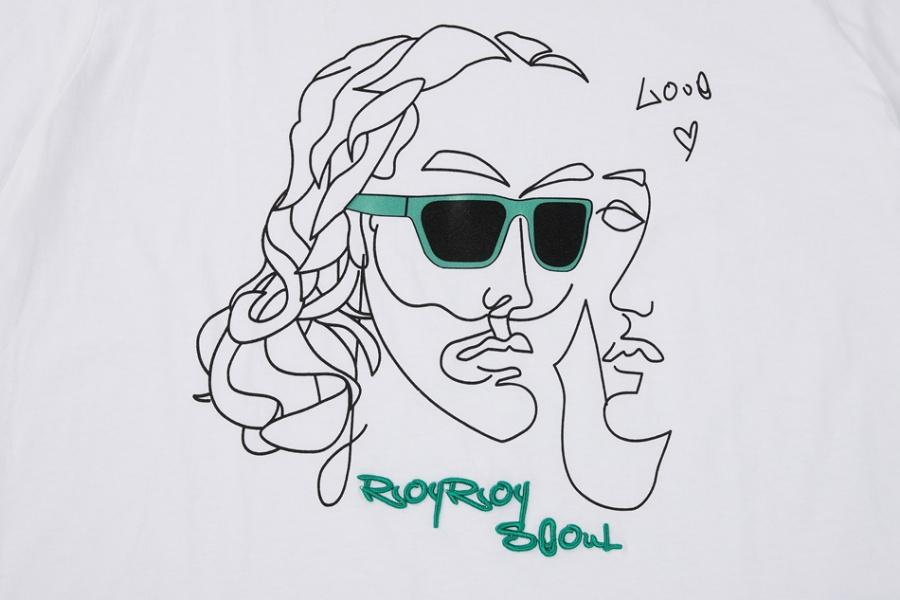 로이로이서울(ROYROYSEOUL) 선글라스_ 화이트