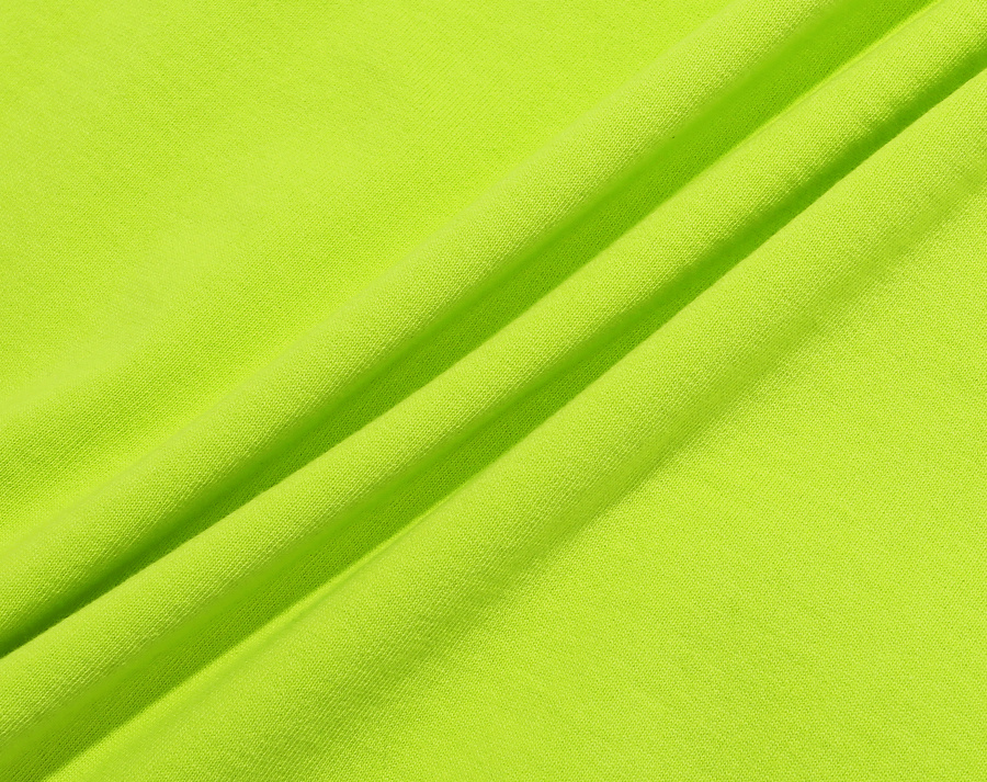 커버낫(COVERNAT) S/S AUTHENTIC LOGO TEE NEON