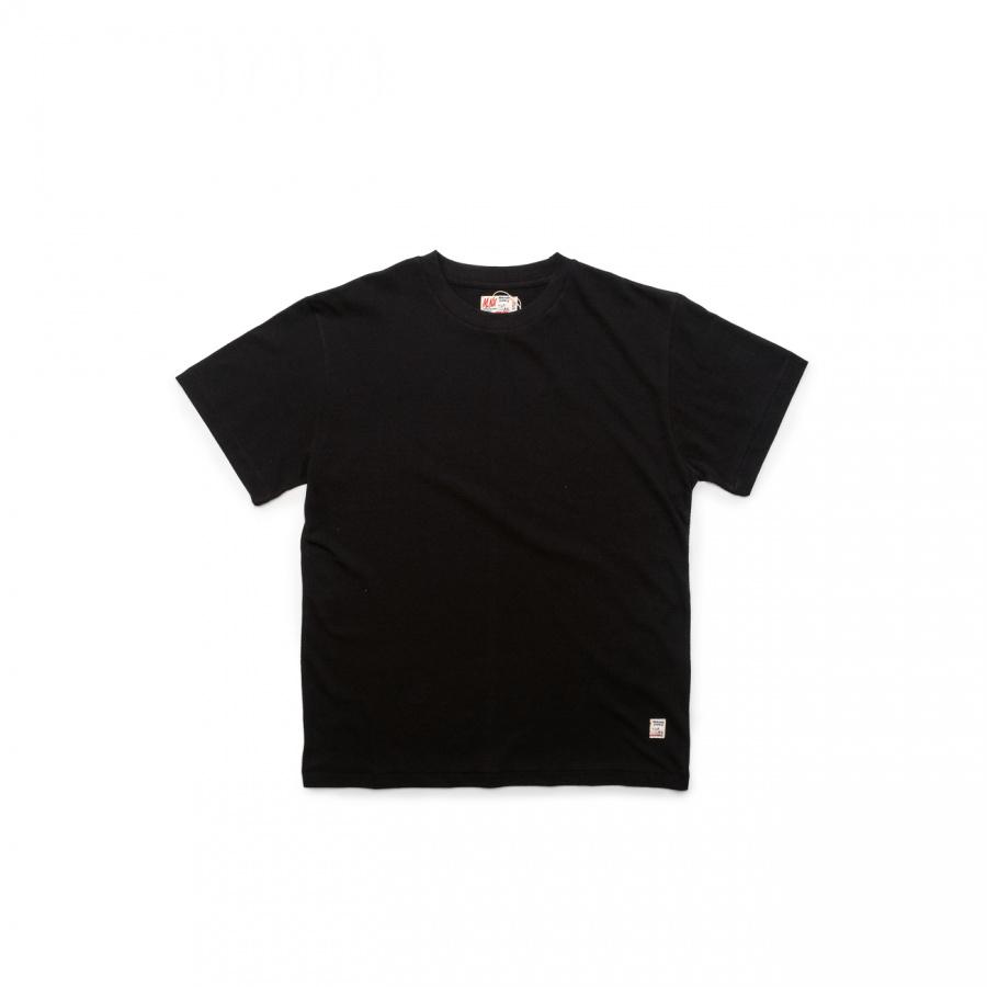 엠니(M.Nii) ALL AROUND T-Shirt / Black