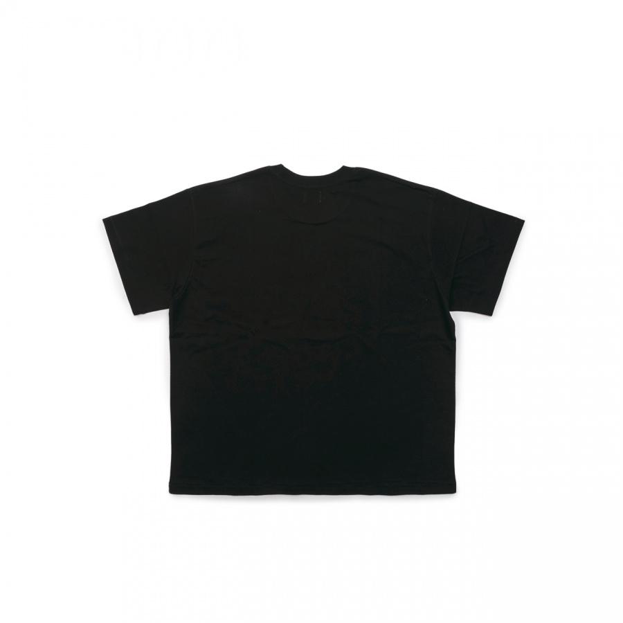 엠니(M.Nii) Summer Logo T-Shirt / Black