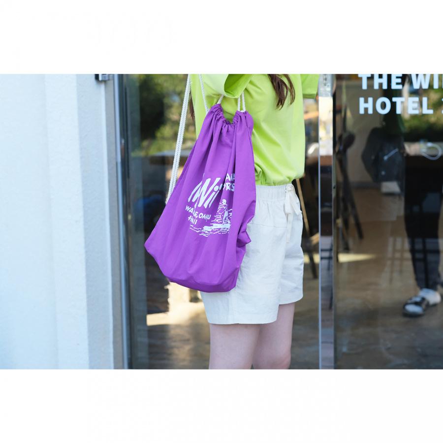 엠니(M.Nii) M.Nii Logo Bag / Purple