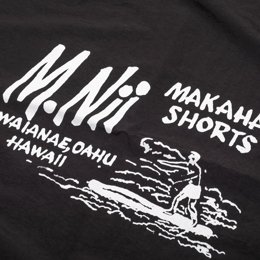 엠니(M.Nii) M.Nii Logo Bag / Black
