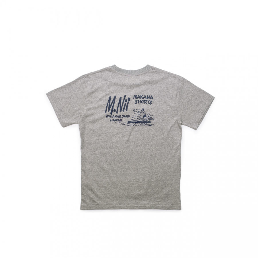 엠니(M.Nii) ALL AROUND Logo T-Shirt / 2Pack