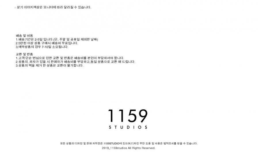 일일오구스튜디오(1159STUDIO) MH6 HALTER NECK SWIMSUIT_OR