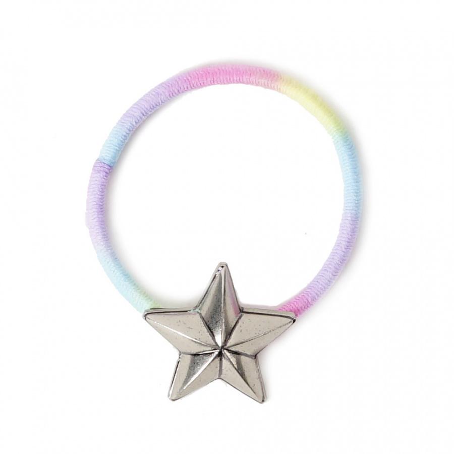 아티스(ATEASE) New Military Star Hair Elastic Bracelet SVP