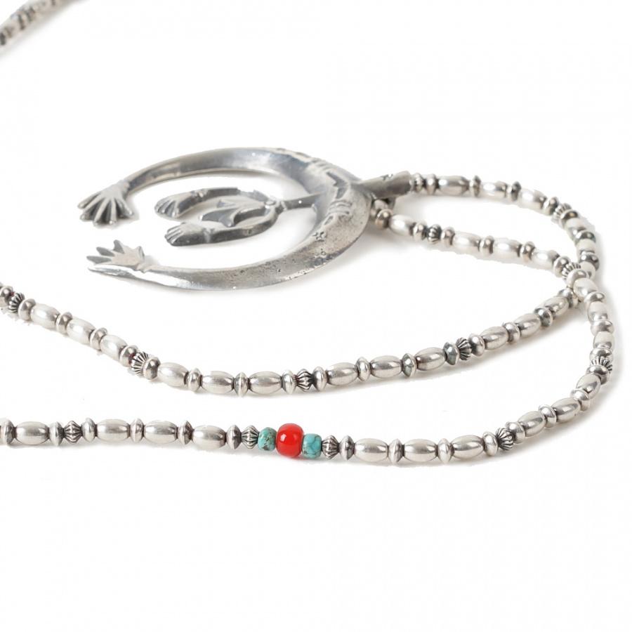 아티스(ATEASE) NAJA Native Beads Necklace SV