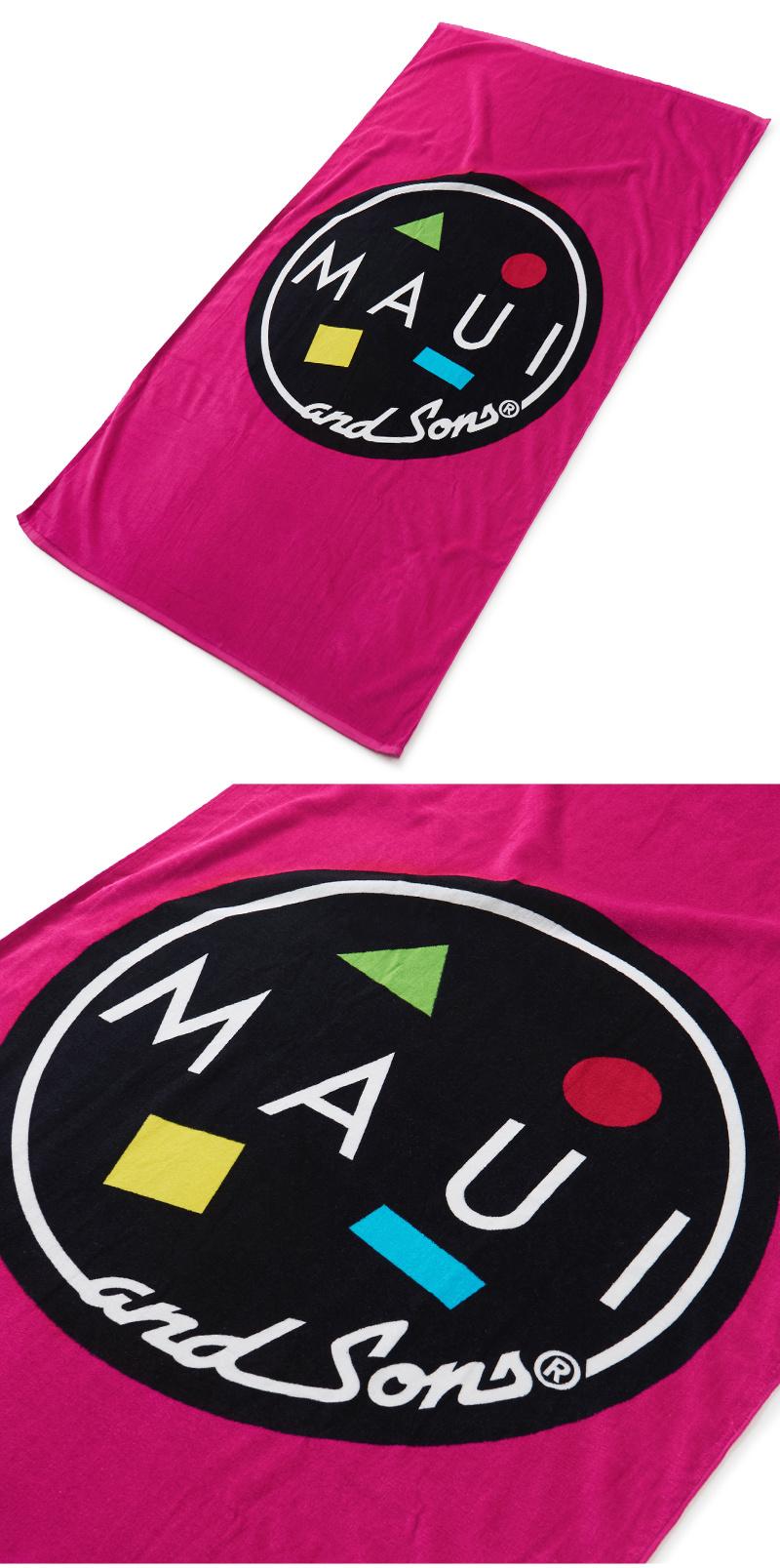 마우이앤선즈(MAUI&SONS) 엘리멘탈 [핑크]