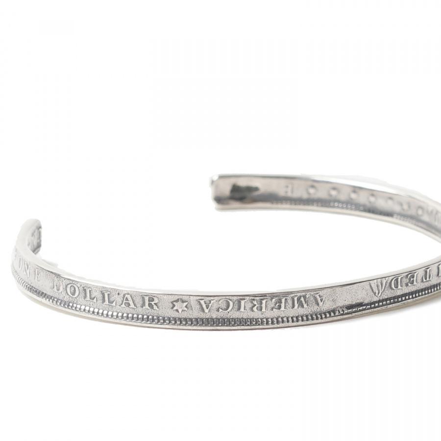 아티스(ATEASE) Morgan Coin Bracelet Silver