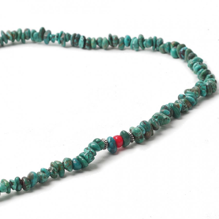 아티스(ATEASE) Native Beads Necklace TQ
