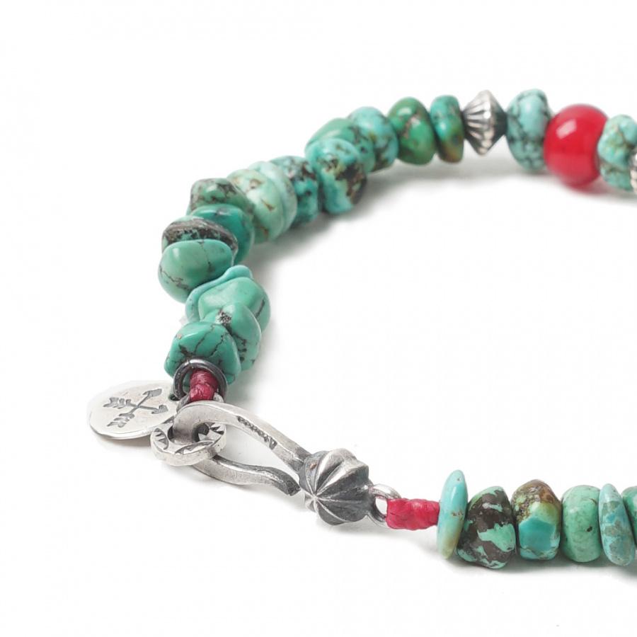 아티스(ATEASE) Native Beads Bracelet TQ