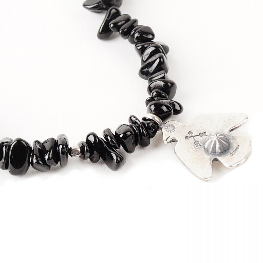 아티스(ATEASE) Large Thunder-Bird Necklace XL