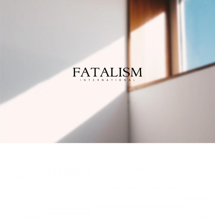 페이탈리즘(FATALISM) Relax ordinary crop  fit #0145