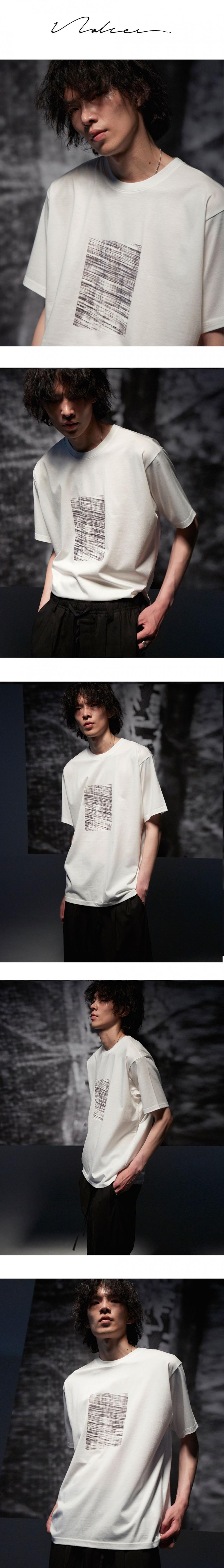 노이어(NOIRER) 데이드림 티셔츠 화이트