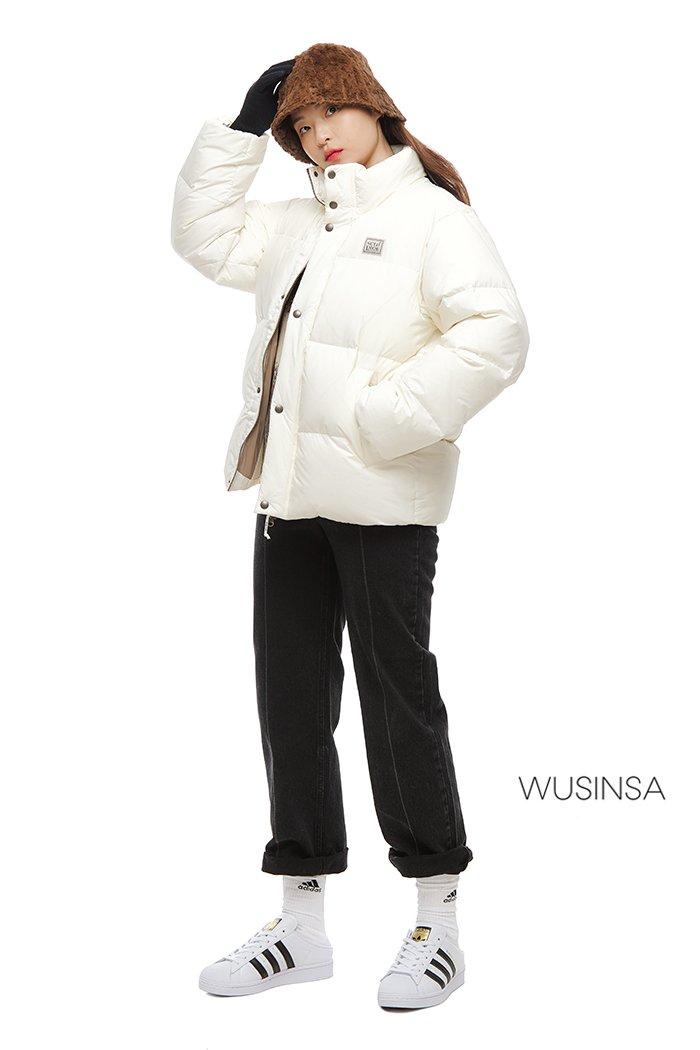 따뜻한 겨울 룩 image
