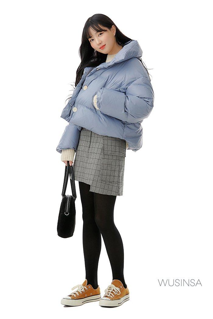 산뜻한 윈터 룩 image