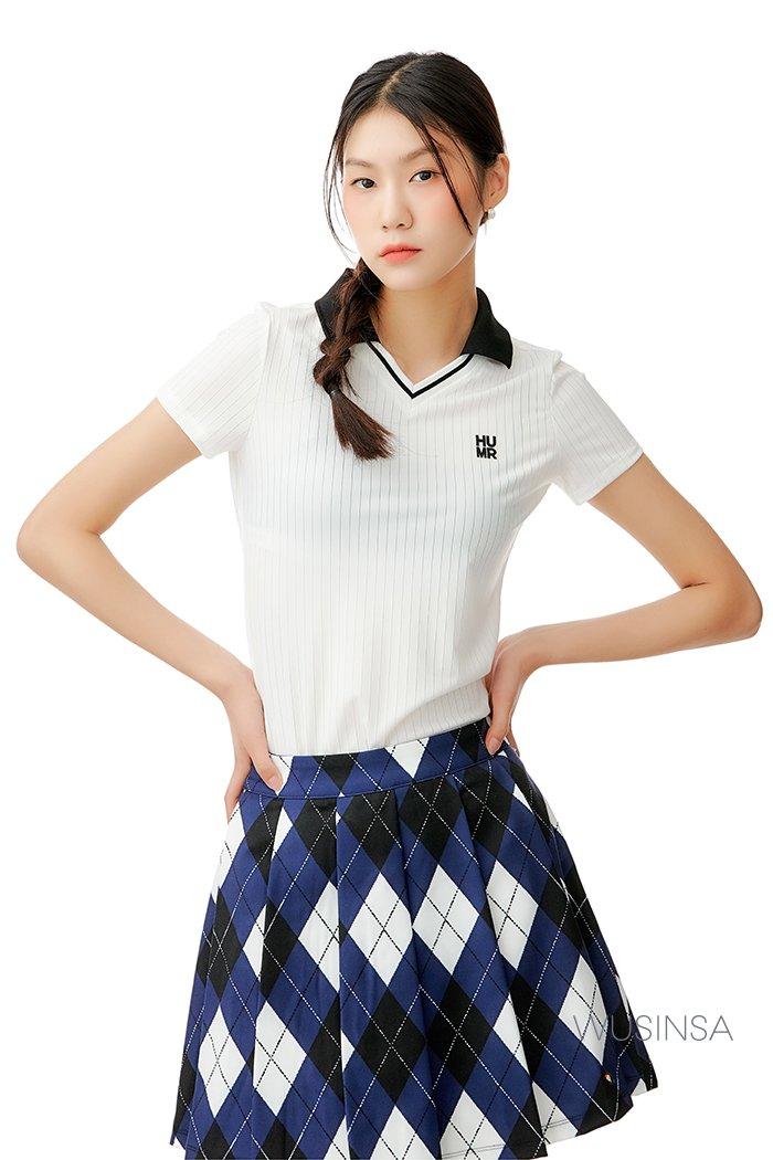 경쾌한 골프 웨어 image