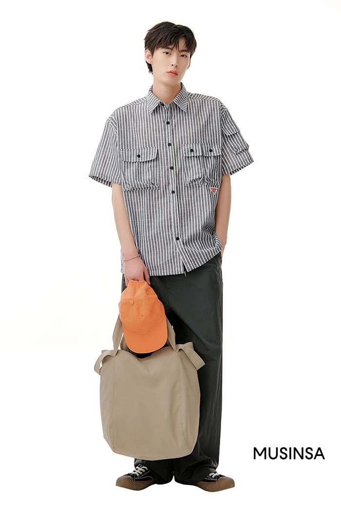 셔츠 스타일링 image