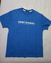 너트앤볼트(NUTANDBOLT) AUTHENTIC LOGO T-SHIRTS (BLUE) 후기