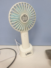 엘엠씨(LMC) LMC HANDY FAN white 후기