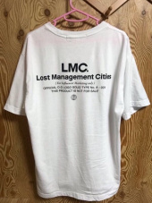 엘엠씨(LMC) LMC INFLUENCER TEE white 후기