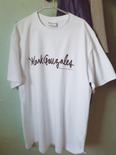 마크 곤잘레스(MARK GONZALES) M/G SIGN LOGO T-SHIRTS VINTAGE GREEN 후기