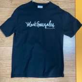 마크 곤잘레스(MARK GONZALES) M/G SIGN LOGO T-SHIRTS BLUE 후기