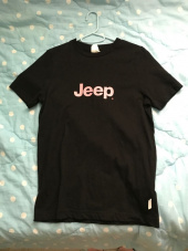 지프(JEEP) Wilderness Explorer Tee (GK5TSU151WH) 후기
