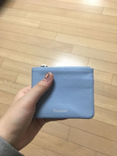 페넥(FENNEC) SOFT FOLD WALLET - FOG BLUE 후기