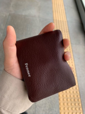페넥(FENNEC) SOFT FOLD WALLET - WINE 후기