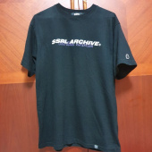 에스에스알엘(SSRL) archive tee / deep green 후기